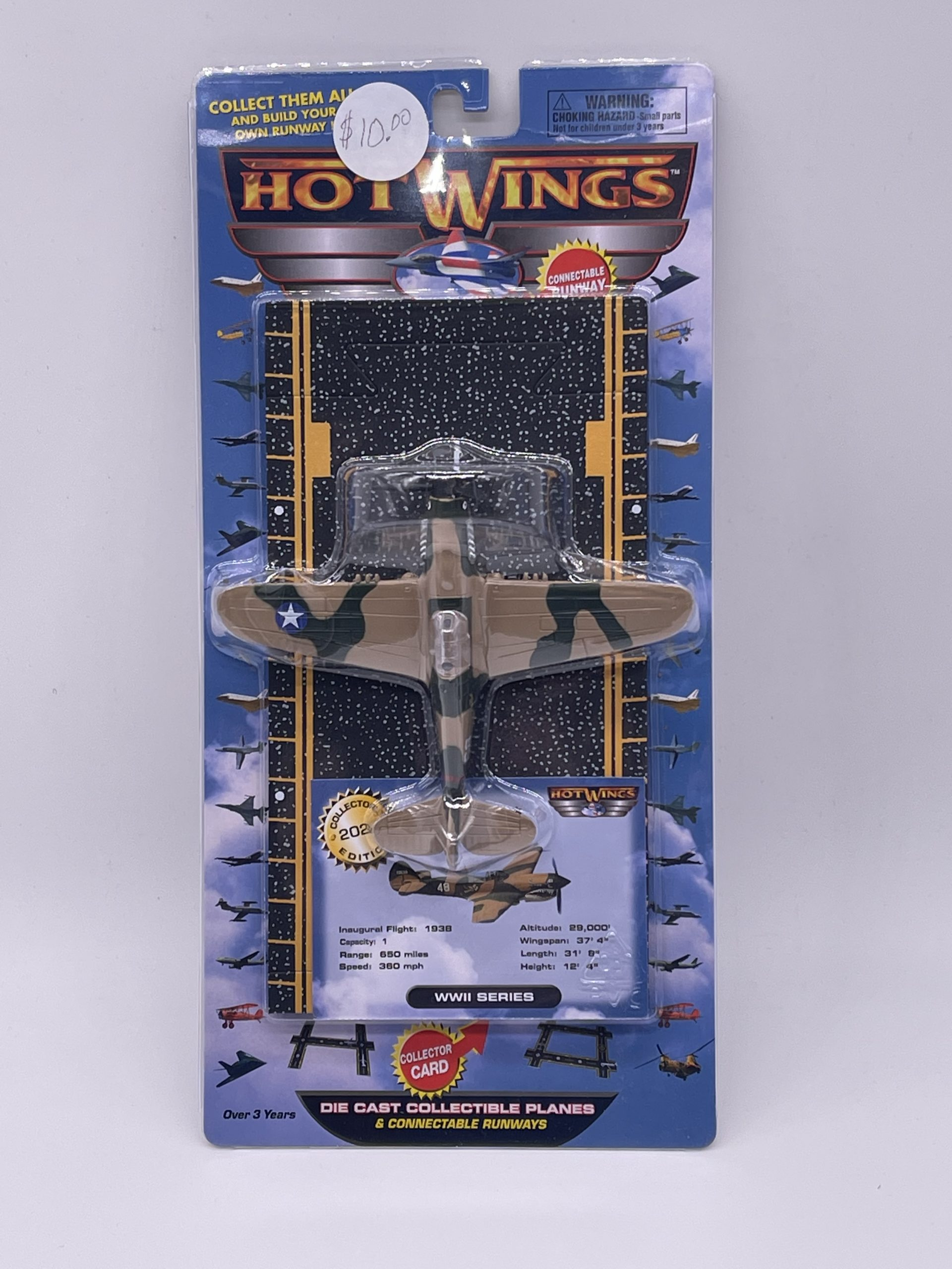 "Featured image for ""Hot wings Diecast"""