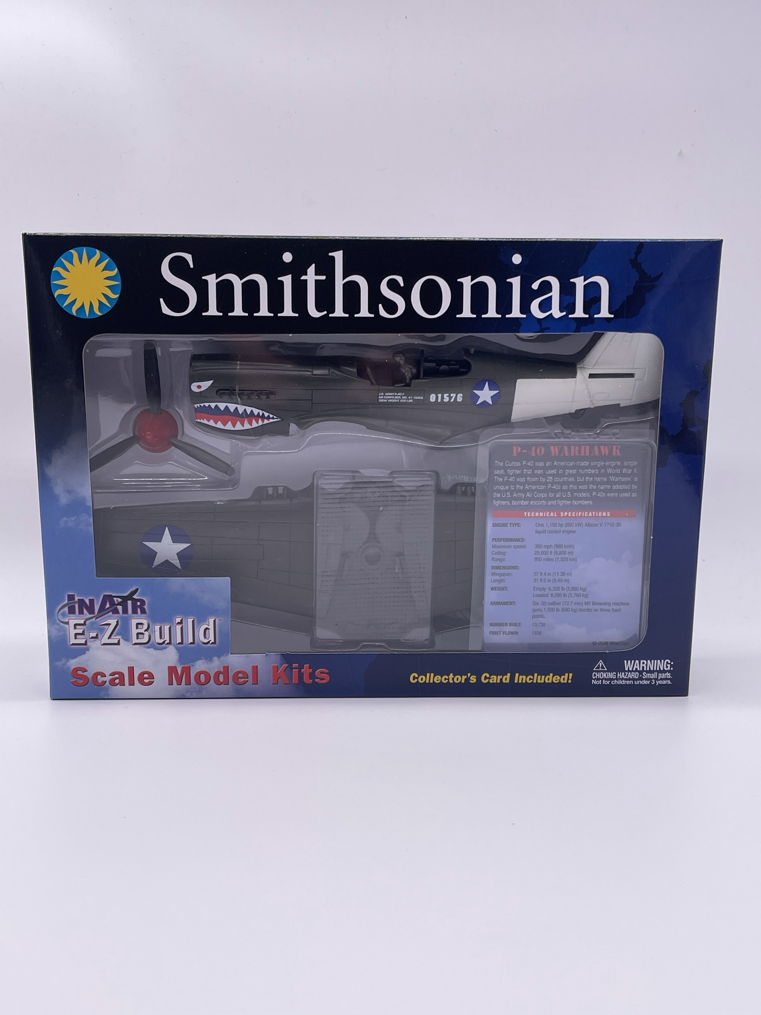 "Featured image for ""Smithsonian P40 Model"""