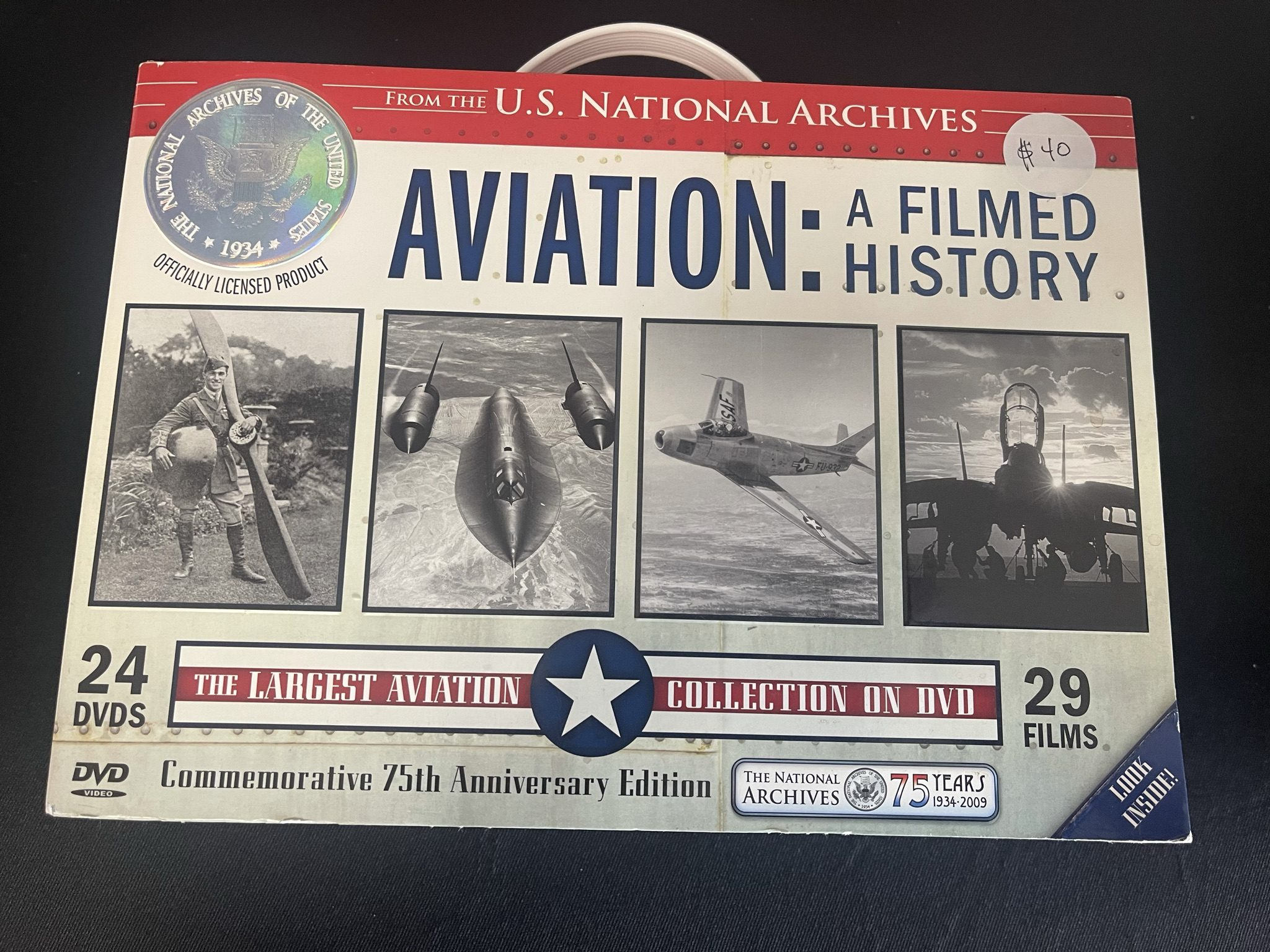 "Featured image for ""AVIATION: A Filmed History"""