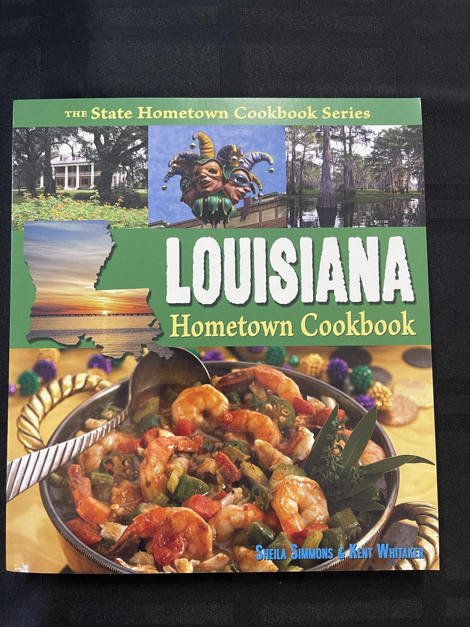 "Featured image for ""Louisiana Hometown Cookbook"""