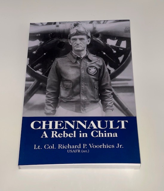 """Featured image for """"CHENNAULT: A REBEL IN CHINA"""""""