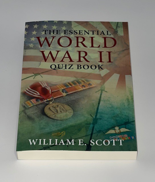 """Featured image for """"THE ESSENTIAL WORLD WAR II QUIZ BOOK"""""""